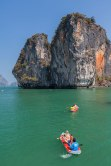 Thailand cruise Phuket Junk boat