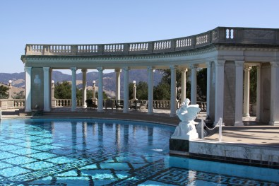 Neptune Pool, Hearst Castle, Kalifornija