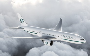 Boeing 777-200LR: najbolj luksuzno potniško letalo na svetu