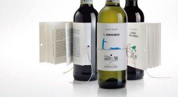 Librottiglia – knjiga na steklenici vina