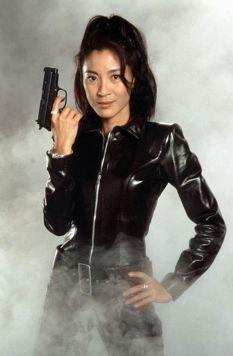 1997: Michelle Yeoh kot Wai Lin (007 – Jutri nikoli ne umre)
