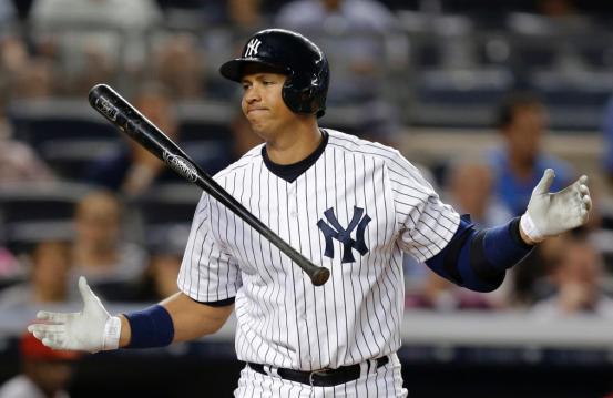 16. mesto: Alex Rodriguez (bejzbol) – 600 milijonov ameriških dolarjev
