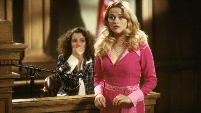 9. Elle Woods (Reese Witherspoon) - Blondinka s Harvarda