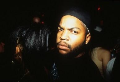 Ice Cube, New York's Westlands, okoli 1993.