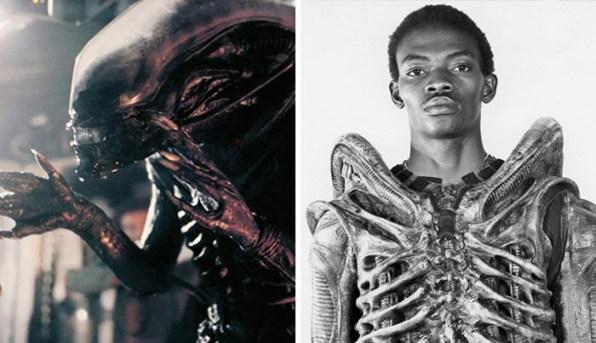 Alien – Bolaji Badejo (Alien, 1979)