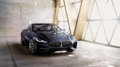 Novi BMW serije 8 - 2018