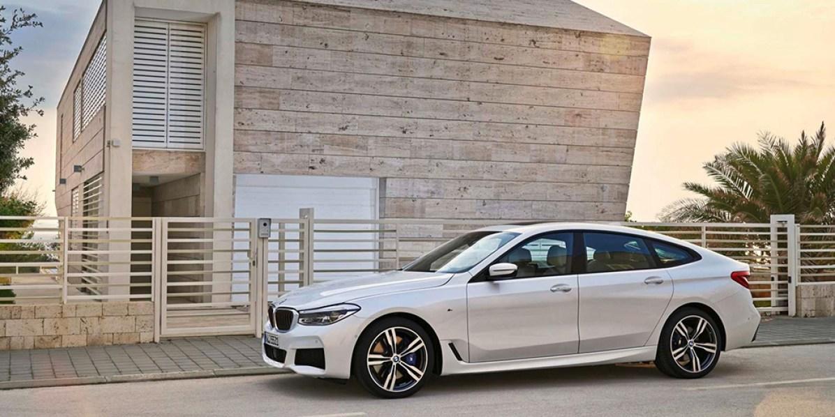 BMW 6 Gran Turismo: imenitnež za dolge proge