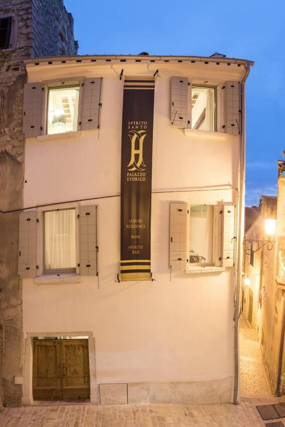 Hotel Spirito Santo Palazzo Storico, Rovinj