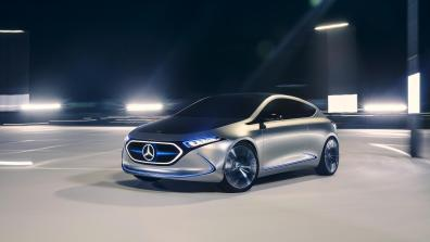 Mercedes-Benz EQ A