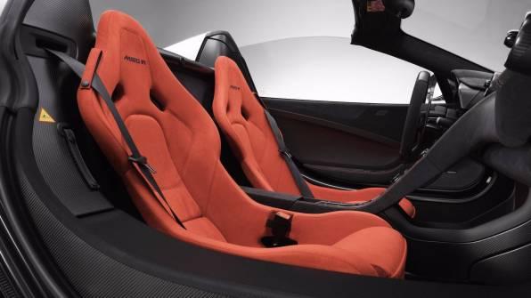 McLaren MSO RMcLaren MSO R