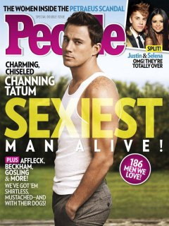 2012, Channing Tatum