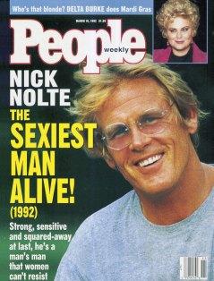 1992, Nick Nolte
