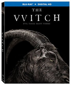 DVD filma The Witch (8 evrov)
