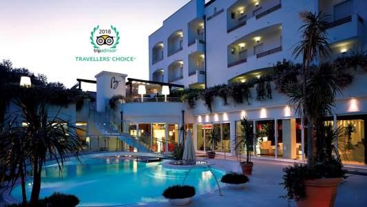 6. Hotel Belvedere – Riccione, Italija