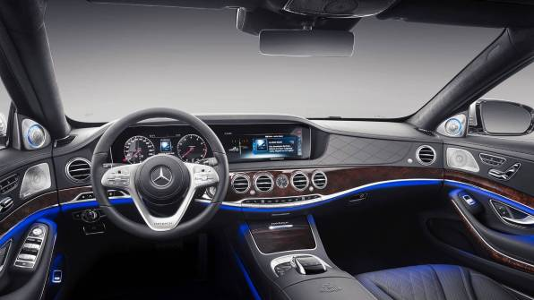 2019 Mercedes-Maybach S