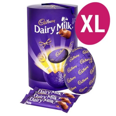 Cadbury's Extra Large Chopped Nut Egg
