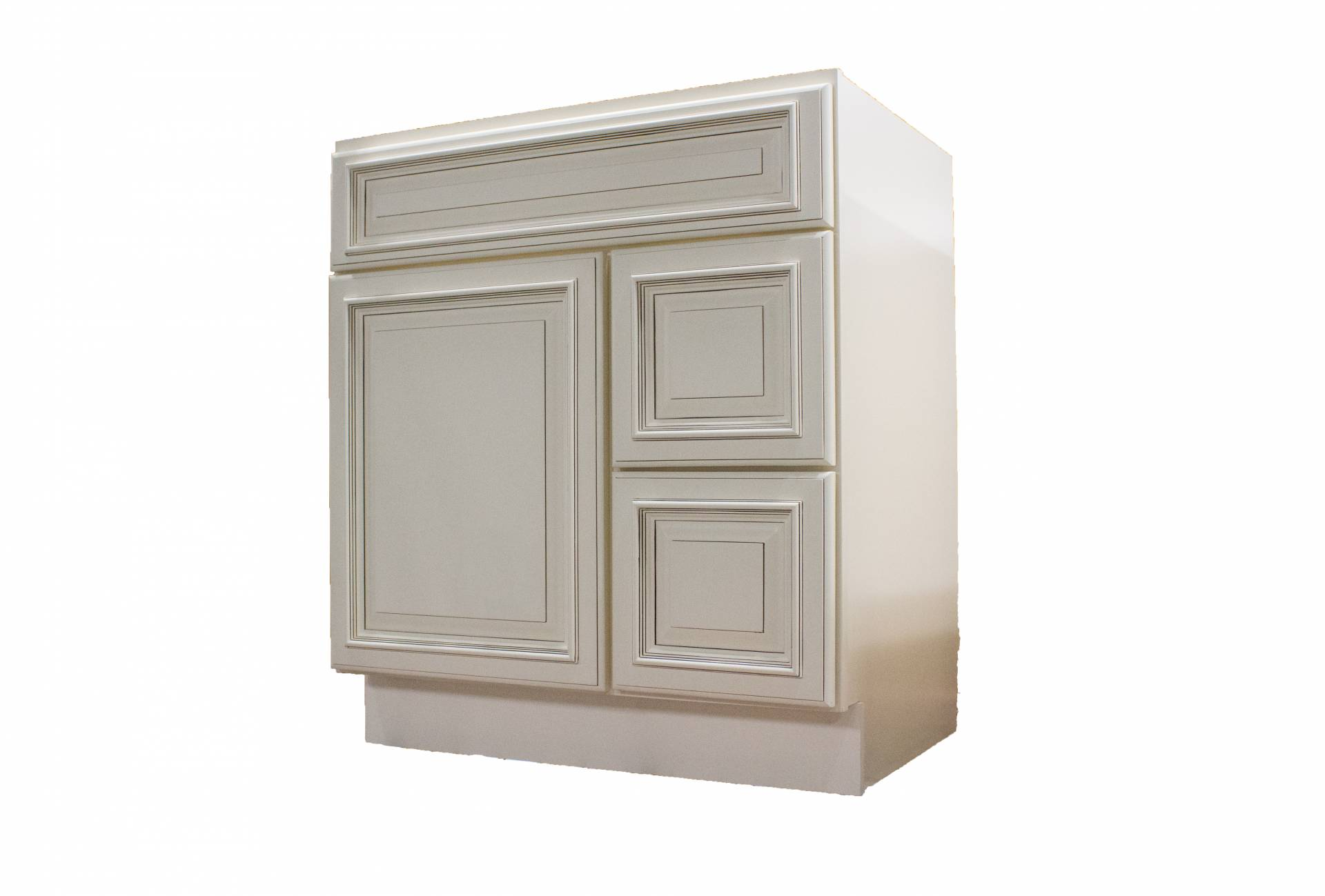 30 Vanity With Drawers 30 X 21 Biltmore Pearl Vanity W Drawers