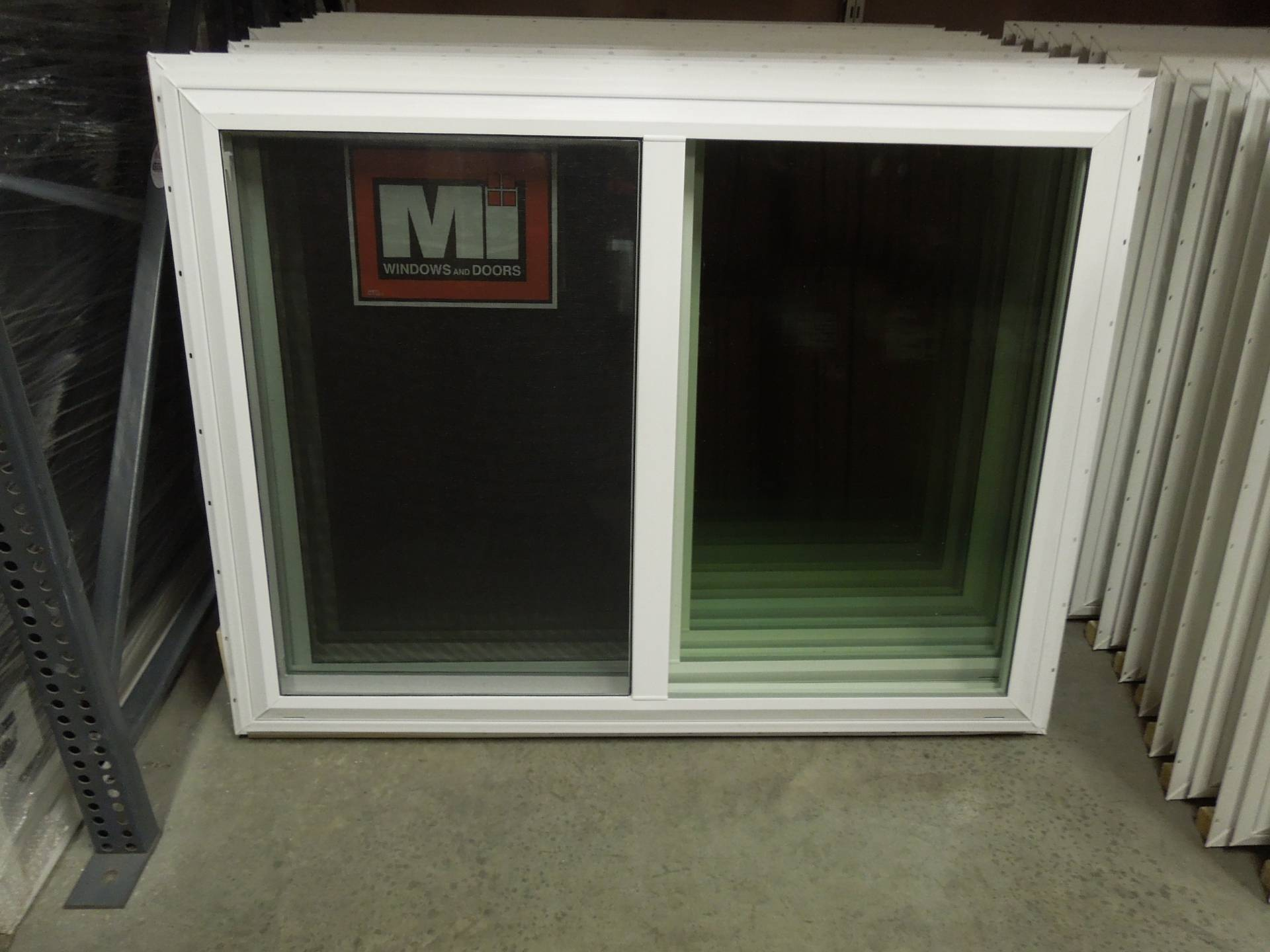 Construction Metal Products Inc 48 Quot X 36 Quot Metal Industry New Construction Slider Window