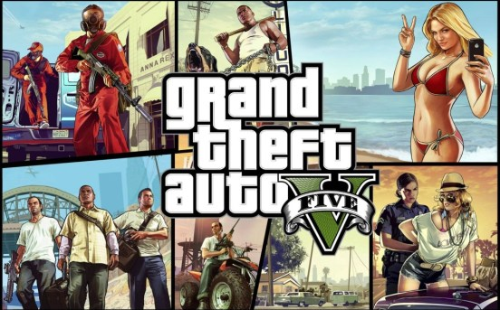 GTA V - cover like
