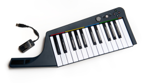 RIP keytar. Harmonix confirmed that the keytar WILL NOT be Rock Band 4 compatible.