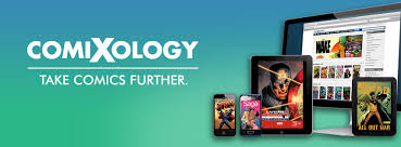 comixology digital