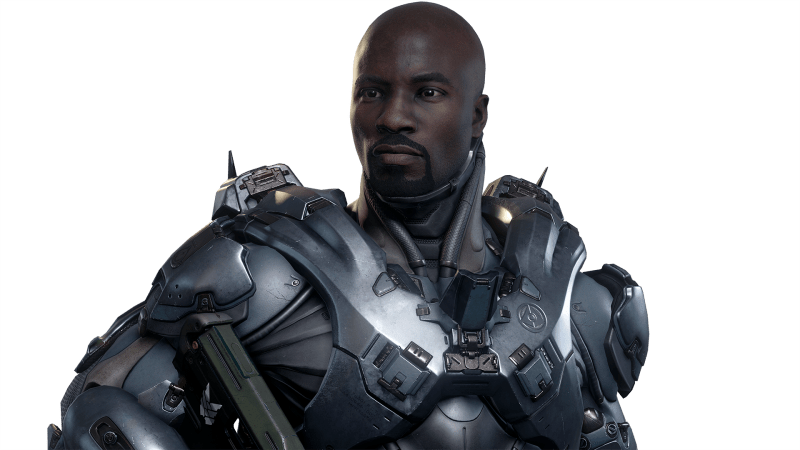 Halo 5 Mike Colter Locke