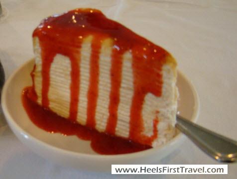 bangkok crepe cake