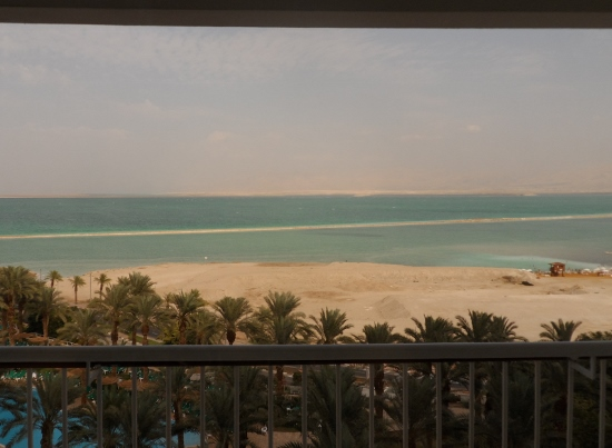 Le Meridien David Dead Sea Sea View