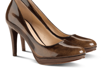 Cole Haan Chelsea Pump brown