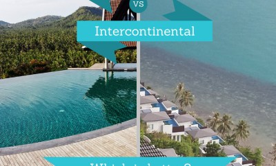 Conrad Koh Samui vs Intercontinental Koh Samui