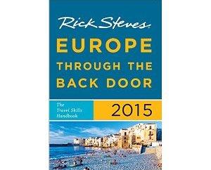 Rick Steves Europe through the back door 2015 travel skills handbook kindle deal
