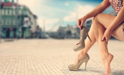 Taking off Heels Piazza