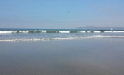 Coronado Beach San Diego waves