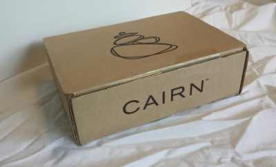 Cairn box review camping supplies