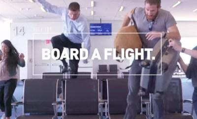jetblue how not to board a flight etiquette video