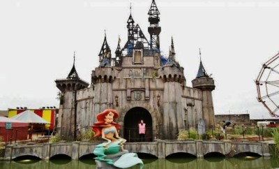 banksy dismaland exhibition europe-newsweek