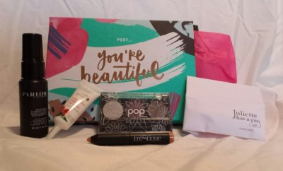 Birchbox October Samples