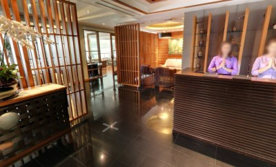 Thai Airways Royal Orchid Spa Bangkok Street View