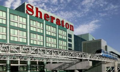 sheraton gateway toronto airport exterior