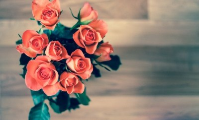Valentines Day flower buquet delivery