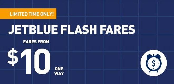 jetblue flash fares 6.2