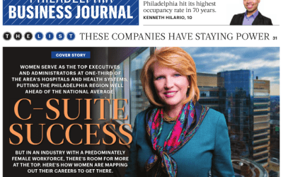 Women Healthcare Executives Featured in Philadelphia Business Journal
