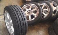 HTSpec TSX Redeux: Part 13, Fresh Volk Wheels wearing ...