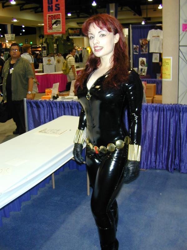 Dark Knight Rises Hd Wallpaper The Avengers Cosplay Day 2 Black Widow He Geek She Geek