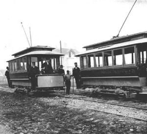 Salem streetcar