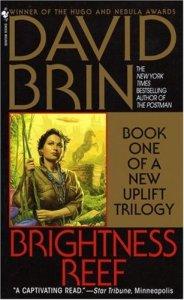 Brightness Reef (The Uplift Trilogy, Book 1)