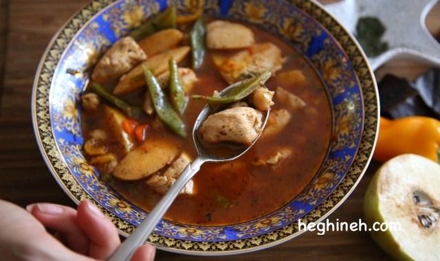 Soup Bozbash Recipe - Armenian cuisine
