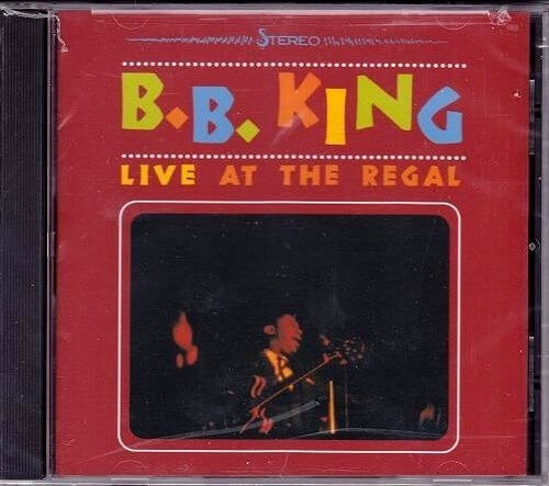 Albumcover BB King Live at the Regal