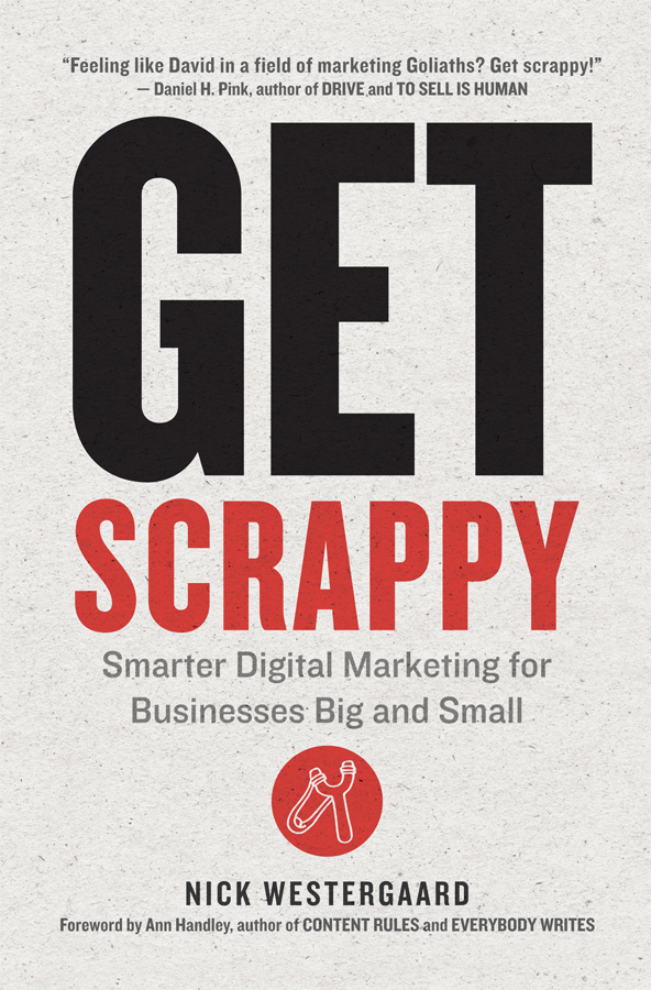 Get Scrappy Book Interview Heidi Cohen