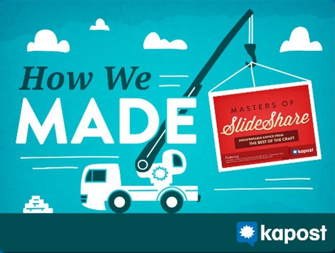 Slideshare Marketing Strategy is Making a Killing